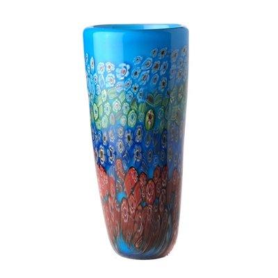 Glazen Vaas Venice Turquoise