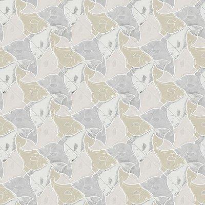 Escher Vissen Behang