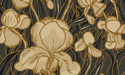 ARTE Iris Behang