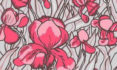 Iris ARTE Behang