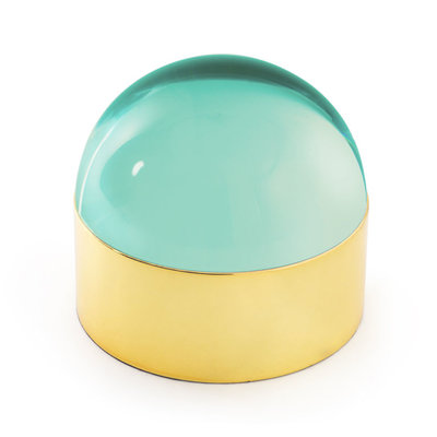 Jonathan Adler Globo Box Medium Groen