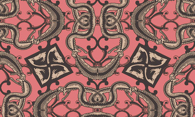Snake Bit ARTE Behang