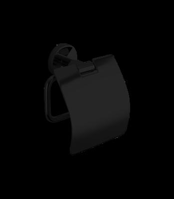 Toiletrolhouder Klep BA TPH4 Mat Zwart