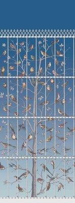Fornasetti Uccelli Behang