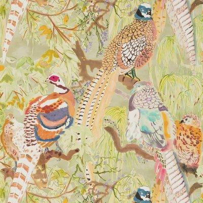 Game Birds Behang Mulberry Home