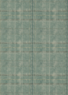 Geruit Behang Mulberry Home Shetland Plaid