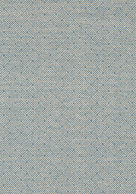 Thibaut Lattice Weave Behang