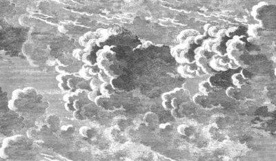 Nuvolette behang Fornasetti 2