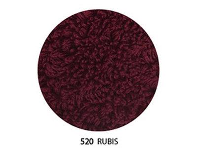 Abyss & Habidecor Handdoek Rood / bruin Rubis - 520 Super Pile Serie