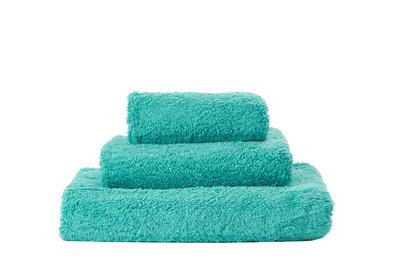 Abyss & Habidecor  Handdoek Blauw - 302 Super Pile Serie