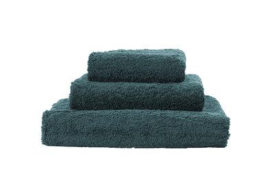 Abyss & Habidecor  Handdoek Blauw Duck - 320 Super Pile Serie