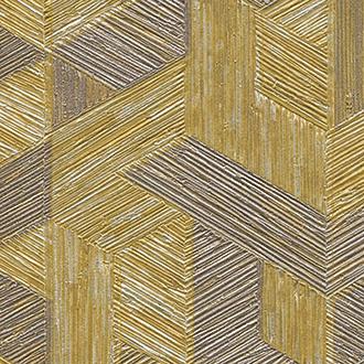 ELITIS Juego de Paja Behang Metallic - Formentera Behang Collectie