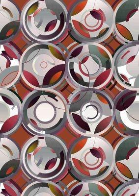 Kit Miles Cylinders Behang