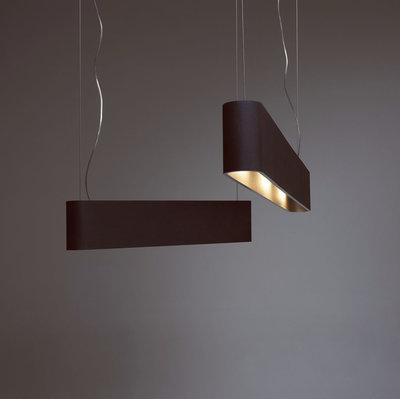 Jacco Maris Solo Suspension Hanglamp Bronze 60 cm