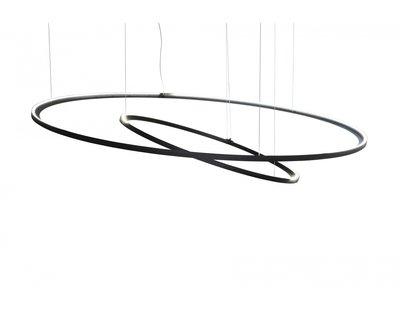 Jacco Maris Framed Suspension Hanglamp Staal