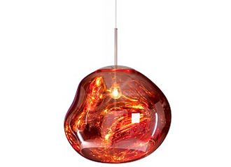Tom Dixon Hanglamp Koper Melt Copper