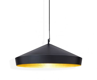 Tom Dixon Hanglamp Beat Shade Flat Black