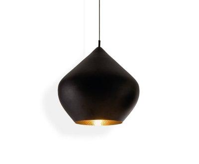 Tom Dixon Hanglamp Beat Shade Stout Black