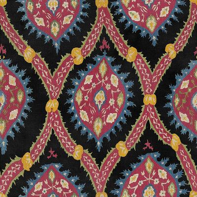 Mind the Gap Ottoman Behang