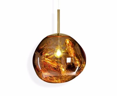 Tom Dixon Hanglamp Melt Mini Gold