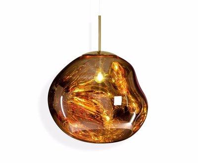 Tom Dixon Melt Pendant Gold Hanglamp