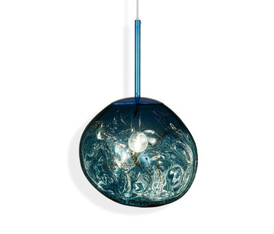 Tom Dixon Hanglamp Melt Mini Blue