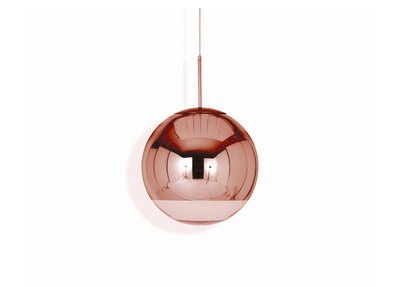 Tom Dixon Hanglamp Mirror Ball Copper