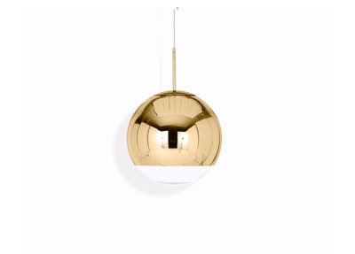 Tom Dixon Hanglamp Mirror Ball Pendant Gold
