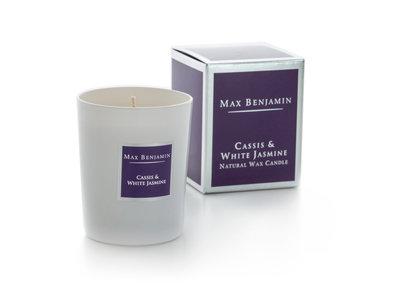 Max Benjamin Geurkaars Cassis & White Jasmine 190 gram