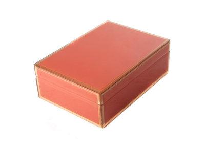 Opbergbox Goud Oranje