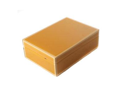 Luxe Opbergbox Geel