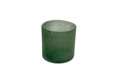 Waxinelichthouder Groene Kleur