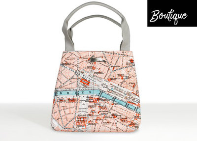 Pepin Press Art Bag Paris
