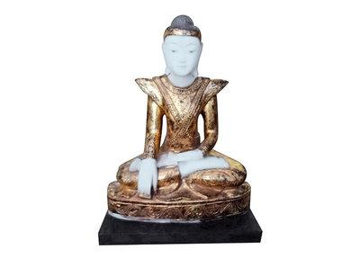 Marmeren Buddha Birma