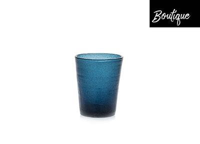 Marco Polo Glas Blauw