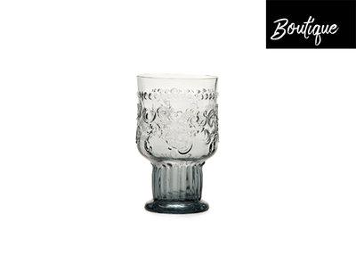 Fleur de Lys Drinkglas S Grijs