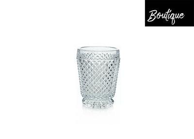 Diamond Waterglas Clear