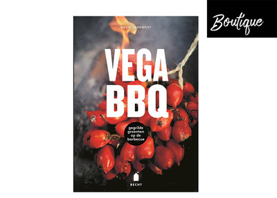 Vega BBQ Kookboek Malin Landqvist