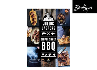 Kookboek Julius Jaspers Simple Smart BBQ