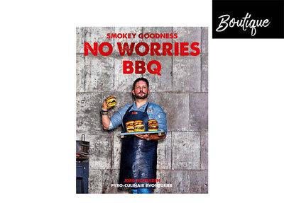 Smokey Goodness No Worries BBQ Kookboek