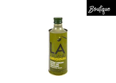 LA Organic Olijfolie Intenso Blik 500 ml