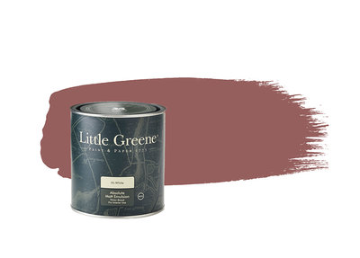 Little Greene Verf Ashes of Roses (6)