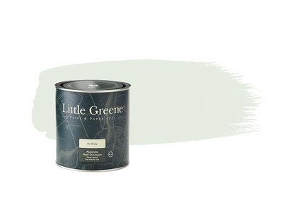 Little Greene Verf Pearl Colour Pale (167)