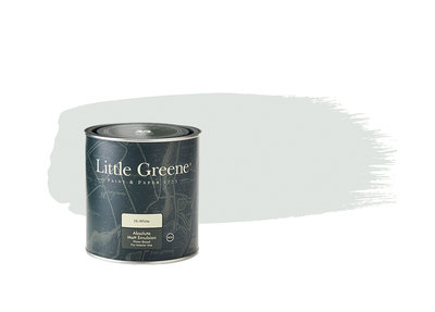 Little Greene Verf Bone China Blue Pale (182)