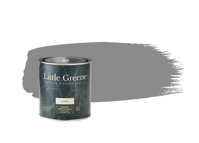Little Greene Verf Mid Lead Colour (114)