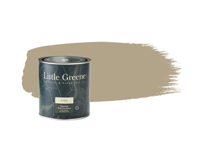 Little Greene Verf Rolling Fog Dark (160)