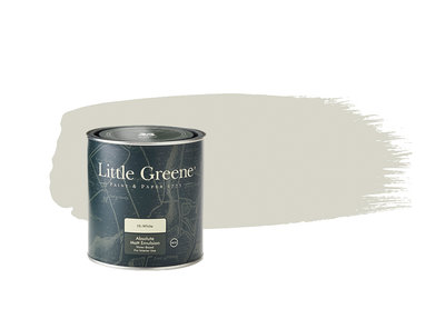 Little Greene Verf French Grey Mid (162)
