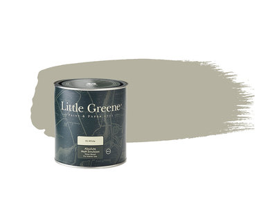 Little Greene Verf French Grey Dark (163)