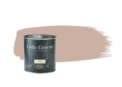 Little Greene Verf China Clay Dark (178)