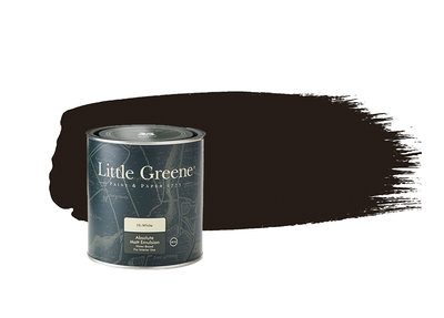 Little Greene Verf Chocolate Colour (124)